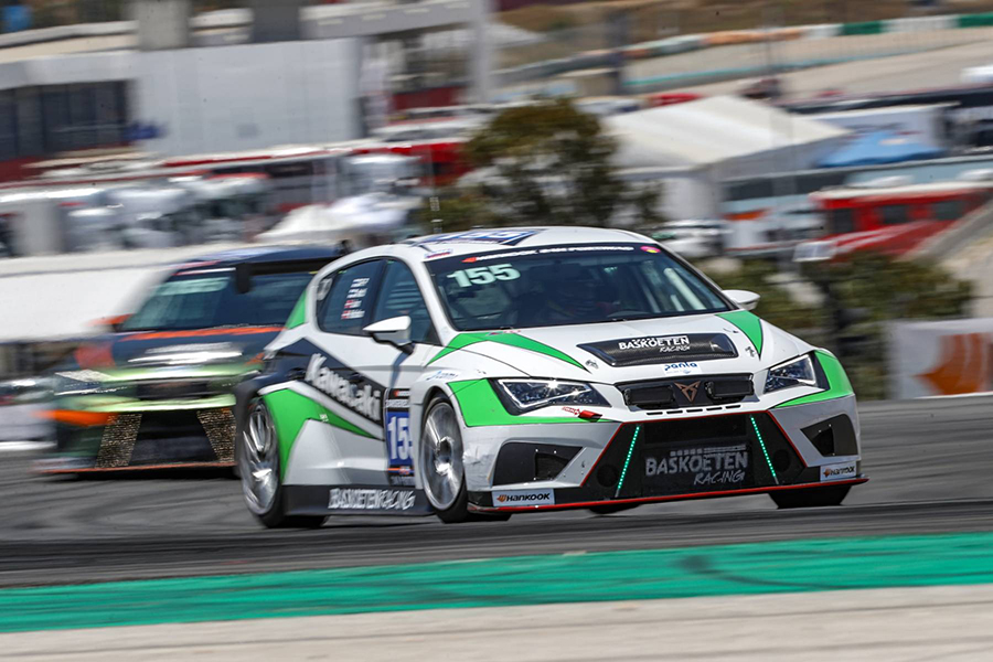 Bas Koeten Racing secures 1-2 in 24H Portimão