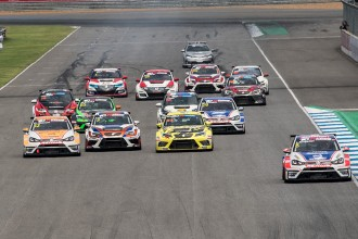 Bangsaen street circuit hosts TCR Asia and TCR Thailand