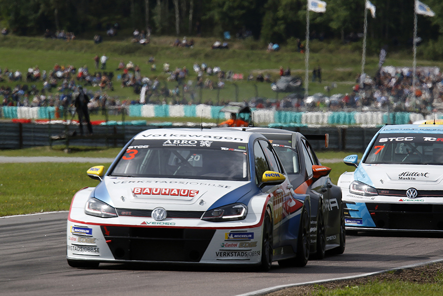 TCR Scandinavia to visit Norway this weekend