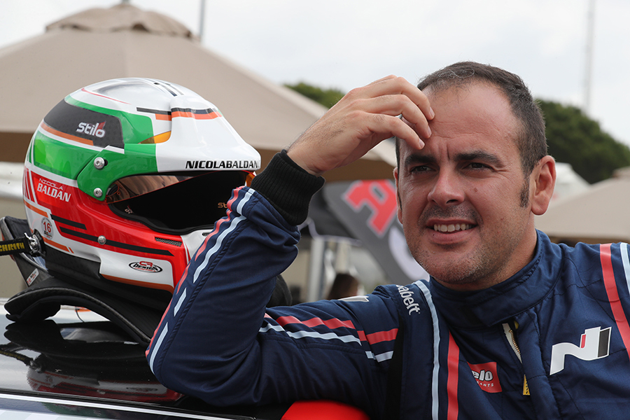Nicola Baldan returns in TCR Italy with M1RA