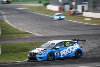 Harald Proczyk wins and retakes the points lead
