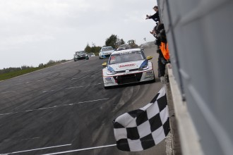 Kristoffersson is back on top of the standings
