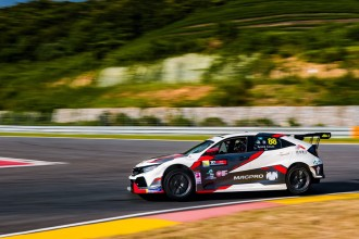 Eurico De Jesus excluded from TCR China R2