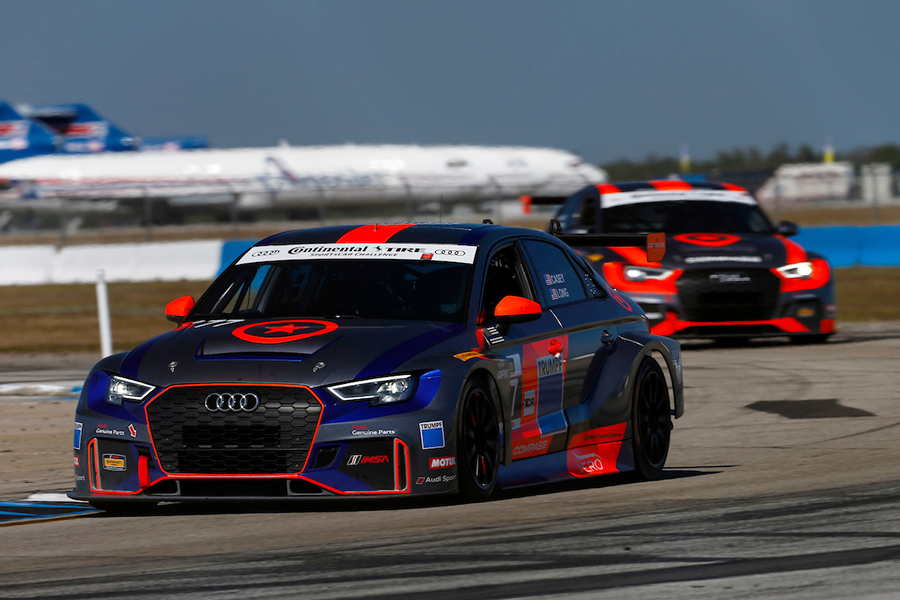 A Compass Racing family fight for the IMSA TCR title