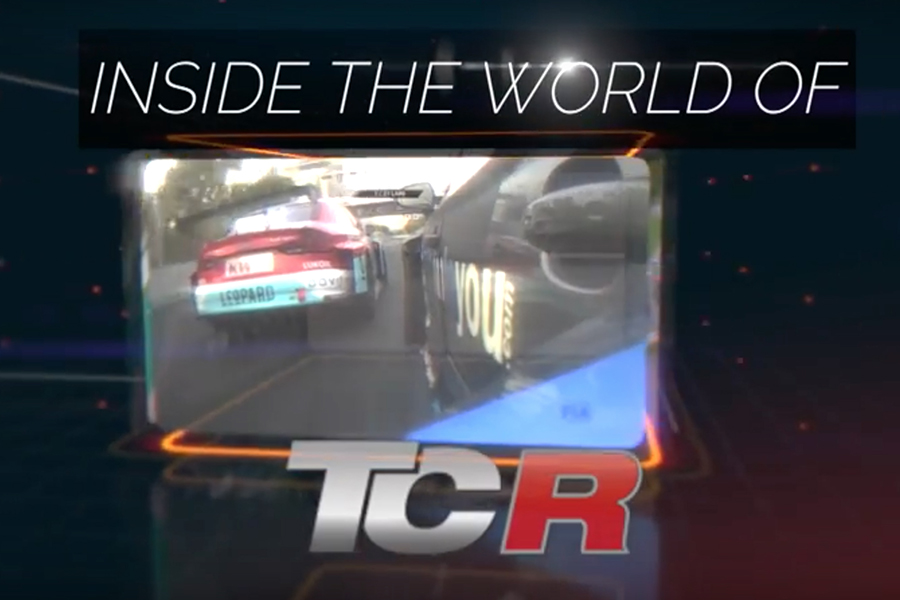 'Inside the World of TCR' episode #6
