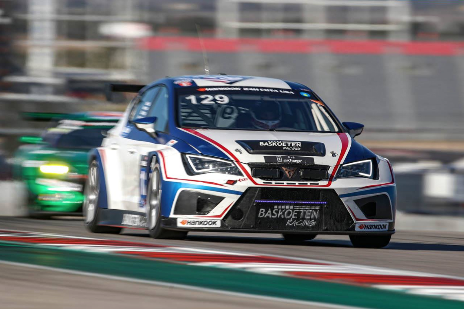 Antti Buri sets TCR pole position in the 24H COTA