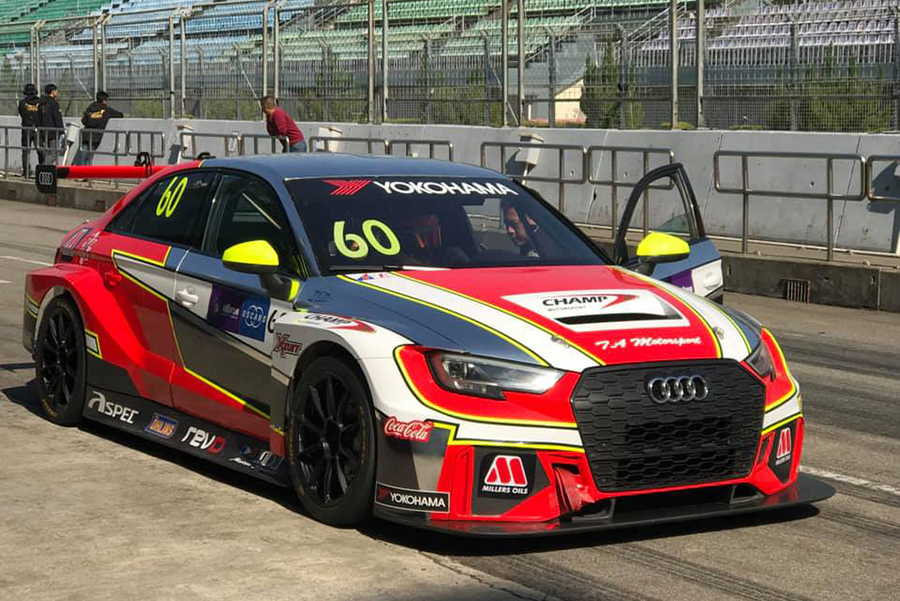 Audi RS3 LMS close to the Model of the Year title - TCR HUB