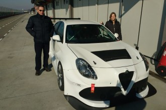 PRS Motorsport enters in TCR Italy with a Giulietta