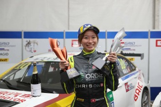 Cherry Cheung is ready for her TCR debut at Sepang