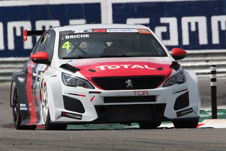 Peugeot Sport placed TCR on top of its own pyramid