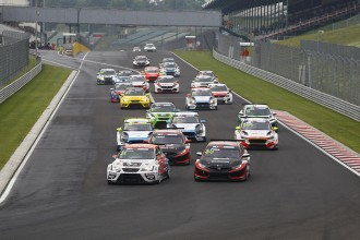 TCR Europe unveils a 31-car full season entry list