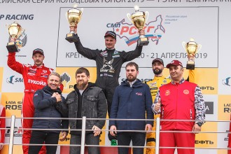Dmitry Bragin claims Hyundai's first win in Russia