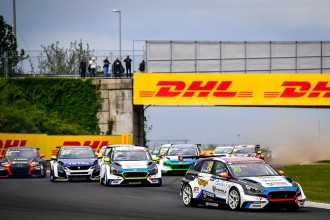 Homola is the first winner of the TCR Europe season