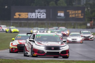 Daniel Lloyd joins Dongfeng Honda Racing for TCR China