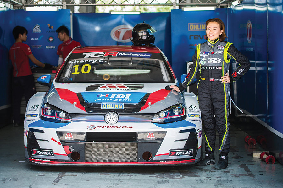 Cherry Cheung joins Teamwork Motorsport for TCR China