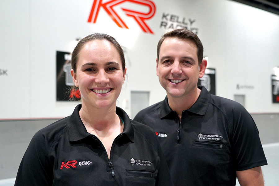 Rally champion Molly Taylor joins Kelly Racing