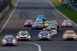 TCR Asia and TCR China race together at Zhuhai