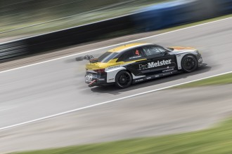 Wernersson wins eventful Race 2 at Knutstorp