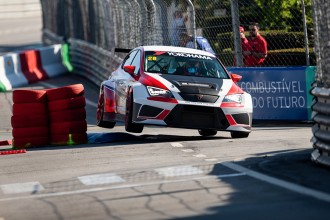 Mora takes a comfortable win in TCR Ibérico Race 2