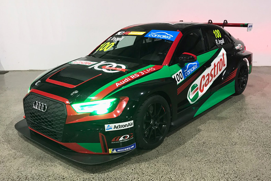 Touring Car veteran Russell Ingall joins TCR Australia