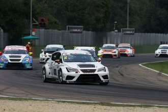 Tavano under investigation after Imola's Race 2 win