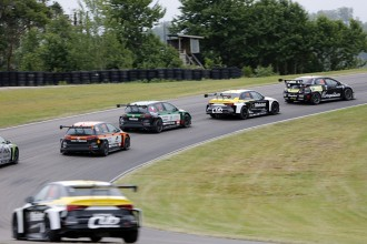 The TCR Scandinavia title fight resumes in Denmark