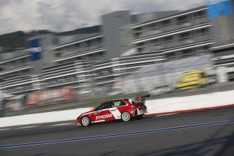 A Lukoil Racing's clean sweep in Sochi Qualifying
