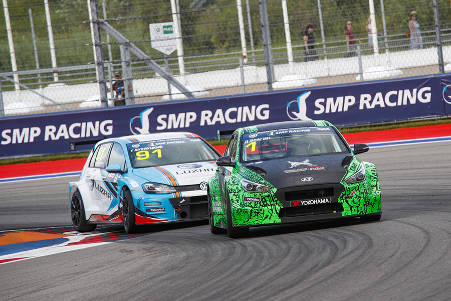Fourth consecutive TCR Russia title for Dmitry Bragin