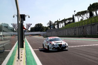 First win of the season for Mugelli at Vallelunga