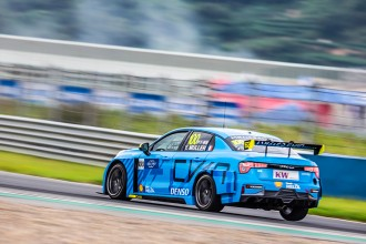 Second victory for Muller in another chaotic race