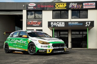 Racer Products to run two Hyundai cars in New Zealand