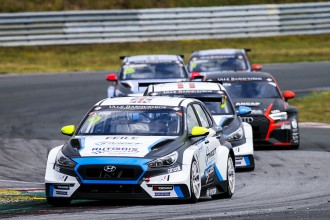 Files is aiming to secure the TCR Europe title in Spain