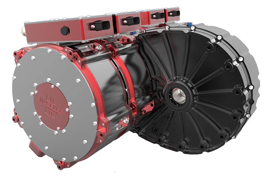 MAGELEC Propulsion appointed to supply ETCR
