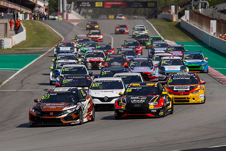 A strong 34-car field in TCR Europe's finale at Monza