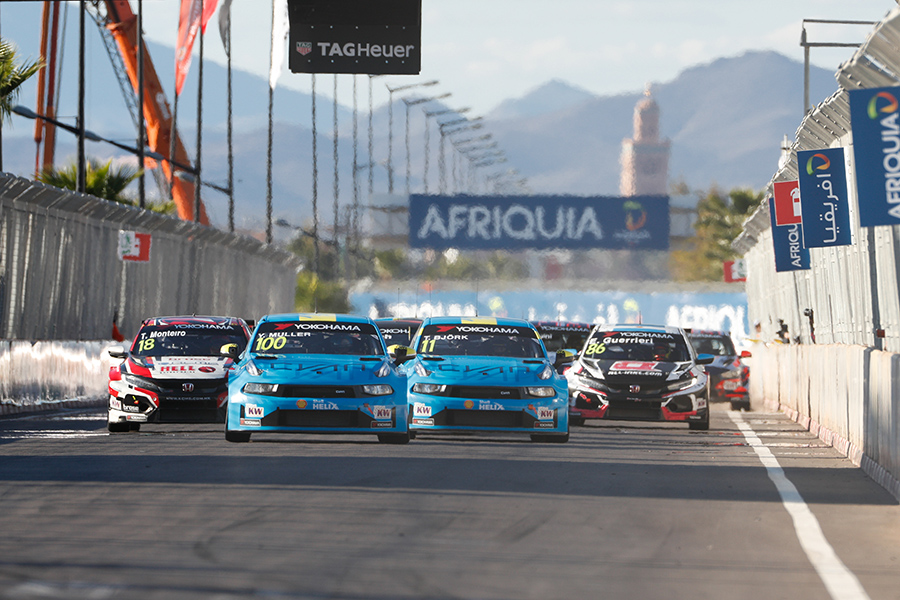 WTCR will visit Alcañiz and Inje for the first time