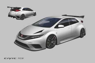 WestCoast Racing to run Honda Civic cars in 2015