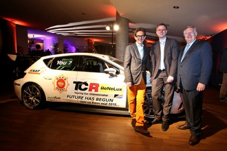 RACB Sport and Kronos launch TCR BeNeLux