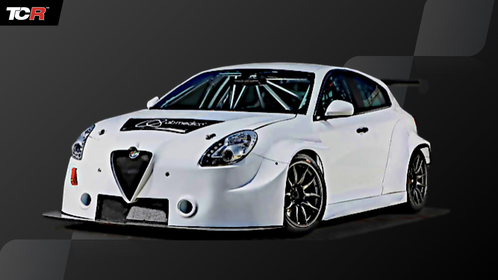 Alfa Romeo Giulietta Veloce Tcr Tcr Hub