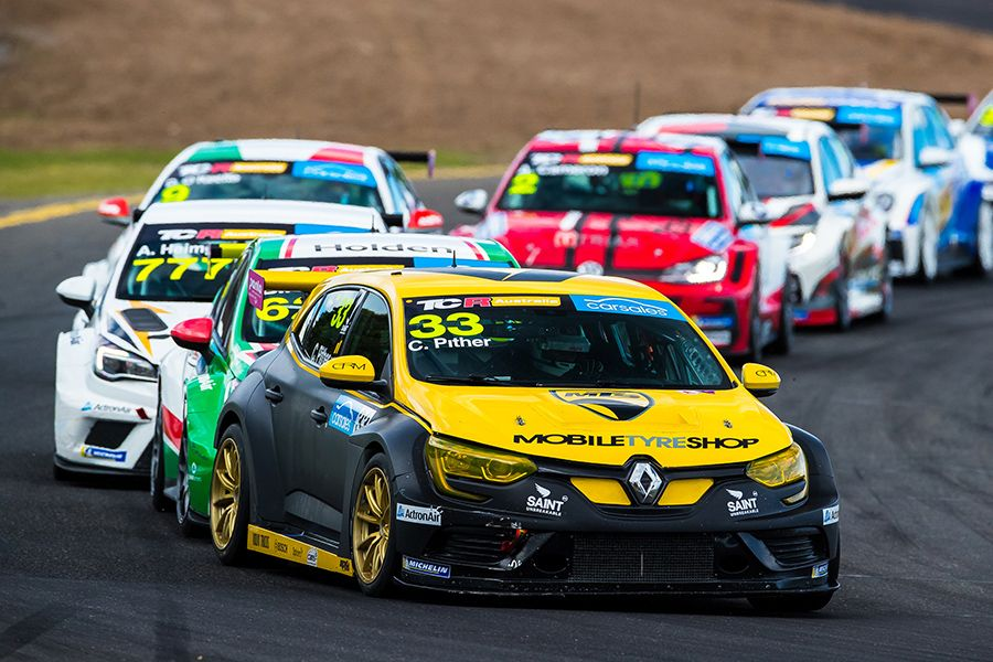 TCR replaces BNT V8 as the New Zealand TCC