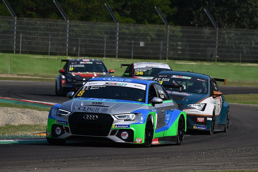 Dionisio and Barri to race in the TCR DSG Europe series