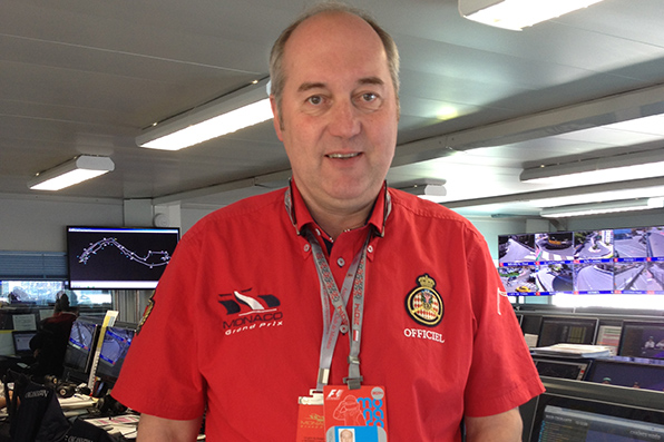 Marc Duez appointed race director of International Series