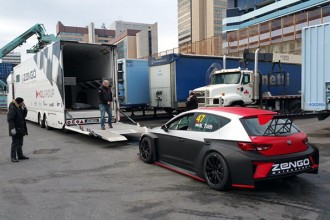 TCR International Series - the journey begins...