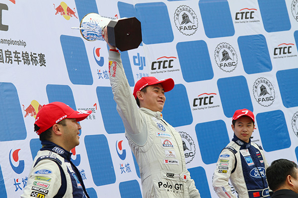 CTCC champion joins TCR grid for Shanghai
