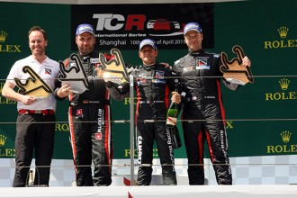 Race 1 – Quotes from the podium finishers