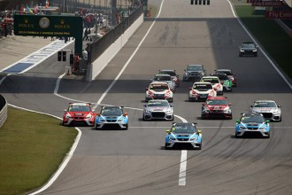 Race 2 – Belicchi takes maiden victory
