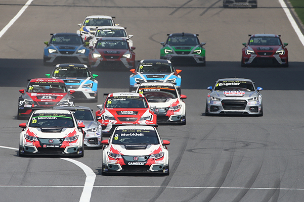 Spain hosts TCR maiden event in Europe