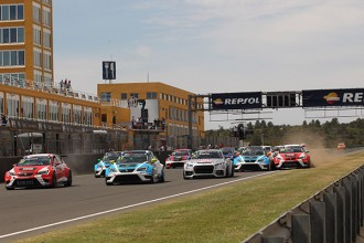 TCR resumes in Portugal without a break
