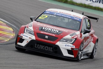 Dudukalo joins TCR for the Russian event at Sochi