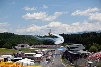 Event at the Red Bull Ring replaces Argentina