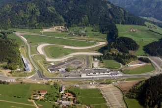 Media accreditation procedure for Red Bull Ring